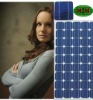 2011 Hot sell high efficiency solar panel 100w