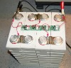 2011 New Arrival LiFePO4 Golf Battery 12V 40Ah with BMS