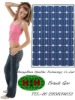 2011 high efficiency portable 100 watt solar panel for home use(CE,TUV,ROHS)