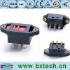 2011 hot 15A AC electric multifunction slide switch