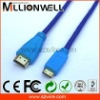 2011 new type A type to C type HDMI CABLE