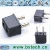 2011 newest two round black AC Adaptor plug