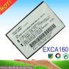 2012 EXCA160 rechargeable original battery lithium battery