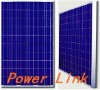 205w 156mm Polycrystalline Silicon Solar Cell
