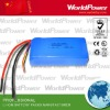 2100mAh medical instrument lithium battery pack with 11.1V