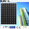 225W Monocrystalline solar panel, solar product,solar module