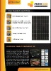 230~265W PV Module/Solar Panel ZX5M96 230-265W