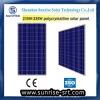 235w poly solar panel
