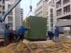 240KVA Practical Rainproof diesel Generating Set