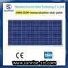240W solar module for home use