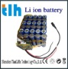 24V 10Ah li-ion battery pack for high power device