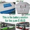24V 50AH LiFePo4 battery pack for solar street light