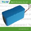 24Volt 7800mah li ion battery pack