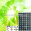 255W Competitive Mono Solar Panel with 100% TUV standard