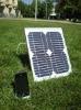 25W solar panel