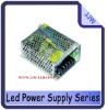 25w Single output   constant voltage led Power Supply(ce rohs)