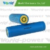 2600mAh cylindrical led flashlight battery 3.7V
