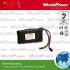 2600mAh medical instrument lithium battery pack with 25.9V