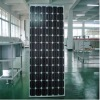 260W Mono solar panel for roof top use