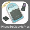 2800mA Battery Case for iPhone 3G/3GS/4G/4GS(ASC-035)