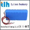 29.6v 6Ah 18650 battery pack with battery charger