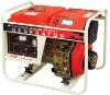 2KW 3KW 5KW 6KW electrical power diesel engine generator