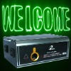 2W powerful green stage laser light