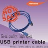 3.0 high speed USB A-B cable male to male