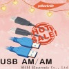 3.0 high speed good qulaity USB cable AM to AM