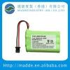 3.6v ni-mh battery pack for Uniden BT-446 cordless phone battery
