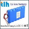 3.7V 12Ah rechargeable battery pack