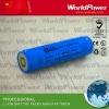 3.7V 2200mah flashlight battery