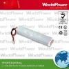 3.7V 2400mAh replacement li-ion battery with LG cell