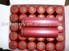 3.7V 3100mah 18650 cylinder lithium battery