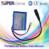 3.7V 800mAh lithium battery pack