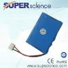3.7V 900mAh Custom Electric Battery Certified by CE/RoHS/ISO9000