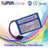 3.7V lithium battery pack for mobile phone