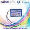 3.7V pack battery for mobile phone