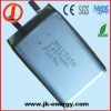 3.7v 1400mAh polymer lithium ion rechargeable battery 123450