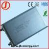 3.7v 1750mAh rechargeable battery 405080