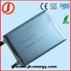 3.7v 1800mAh lithium polymer rechargeable battery 455770