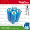 3.7v 2400mah 18650 rechargeable li ion battery pack