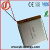 3.7v 2500mAh rechargeable lithium polymer battery 755457