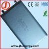 3.7v 3200mAh lithium rechargeable battery 555395