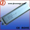 3.7v 580mAh lithium ion polymer rechargeable battery 452073