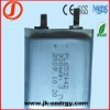 3.7v 900mAh rechargeable lithium ion polymer battery 653442