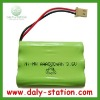 3*AA NiMH Rechargeable Battery Pack