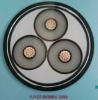 3 phase armoured cable