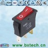 3 pin 16A,8A lighted rocker switch KCD3-102