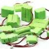 3000mah rechargeable nimh AA battery